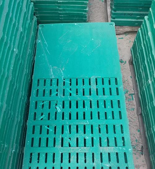 复合材料漏粪板