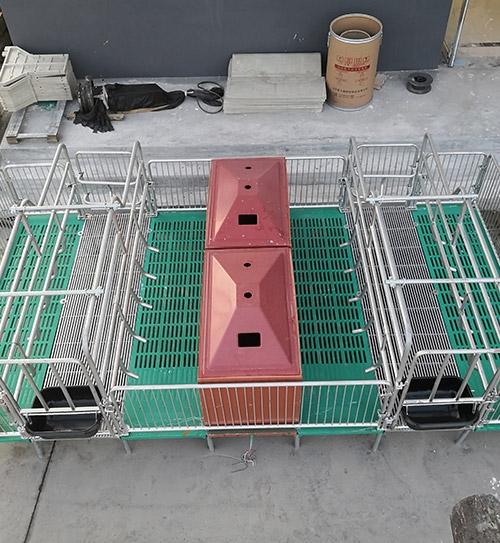 母猪产床加工